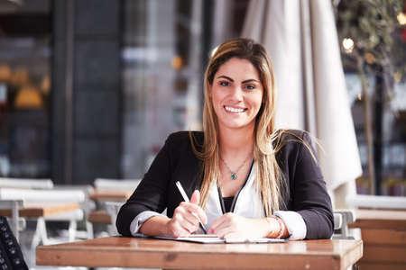 businesswoman Stock fotó