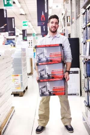 hardware: hardware store