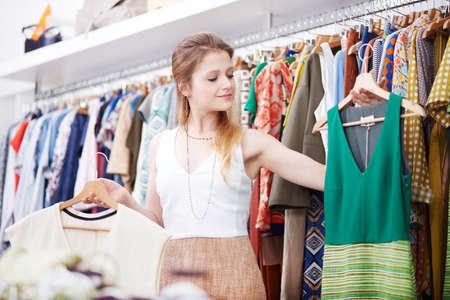 Mode Geschäft