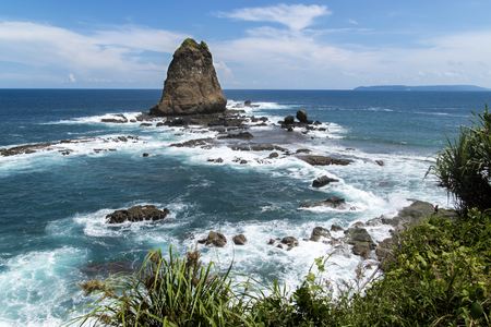 Papuma Beach, East Java, Indonésie