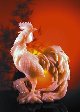 Nouvel an chinois 2017 - Année du coq