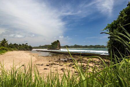 Jelangkung Beach, Malang, East Java
