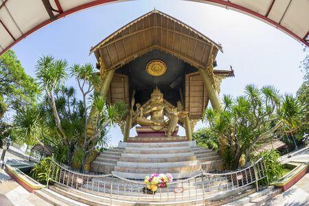 Statue de Bouddha à Surabaya
