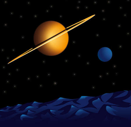 astronomy Иллюстрация
