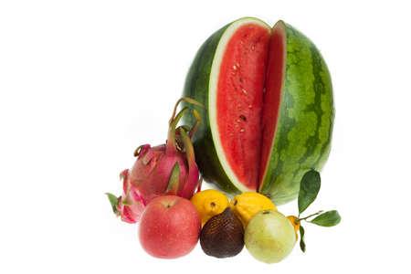 frutas tropicales: frutas tropicales