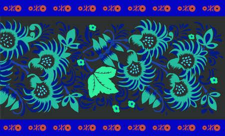 graft: floral ornament