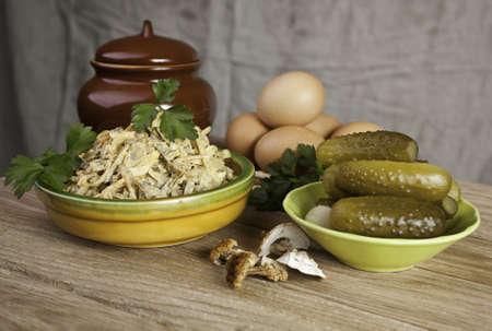 The National Kitchen   salad