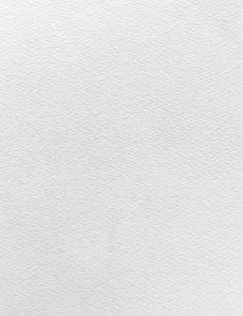 Textur - Aquarell-Papier weiß Standard-Bild