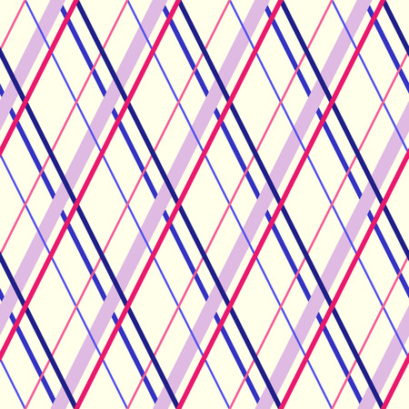 seamless vector background of multicolored stripes for decoration