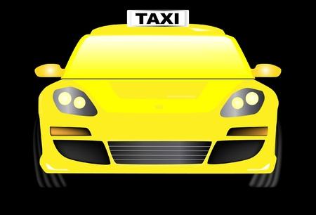 Taxi coche
