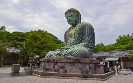 Great Buddha of Kamakura, Japan Stock Photo - 11771715