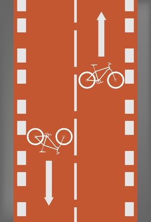 letting: bike lane