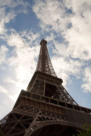 Eiffel tower ,Paris photo