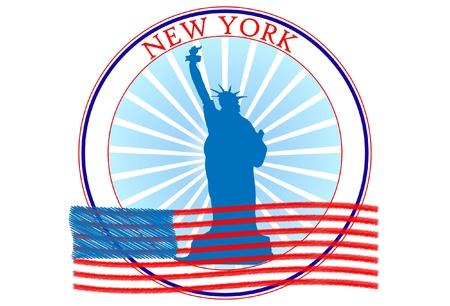 New York logo Vector