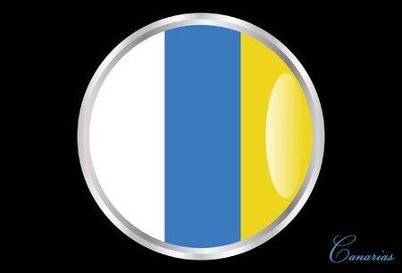 autonomic: Bandiera del pulsante Canarie