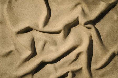 folds: light beige stone folds texture background horizontal Stock Photo