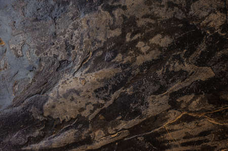 dark grey  stone Rock Texture natural background