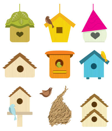 birdhouse: Bird Nest