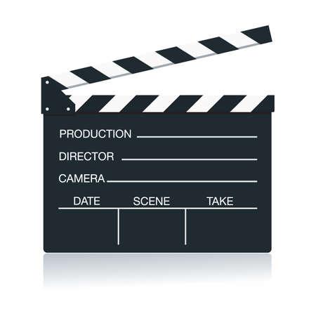 Action board Vektoros illusztráció