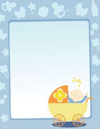 Fondo de beb�