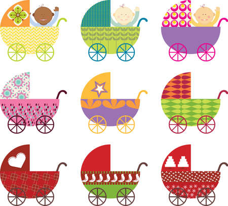 baby goods: Baby Buggy