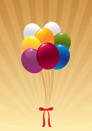 Balloons Stock Vector - 5859970