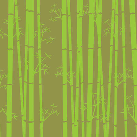 summer in japan: Bamboo background