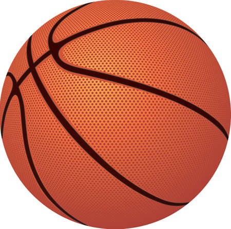 basket ball: Baloncesto Vectores