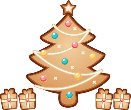 Christmas Tree Stock Vector - 5874460