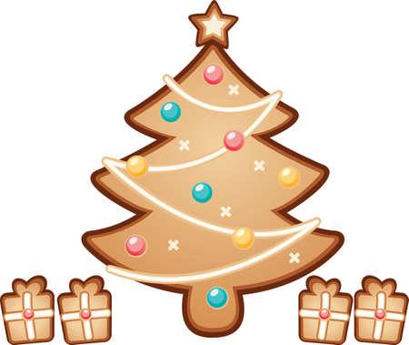 Christmas Tree Stock Vector - 5874460