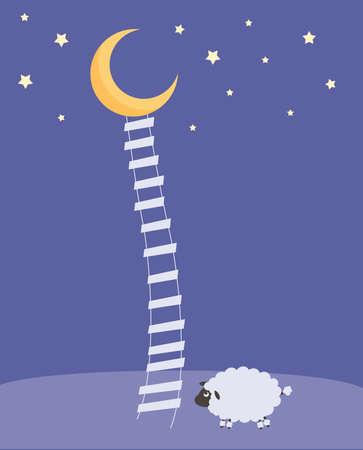 Sweet Dreams Stock Vector - 5959532