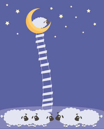 Sweet Dreams Stock Vector - 5959533