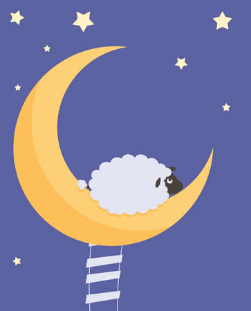 Sweet Dreams Stock Vector - 5960096