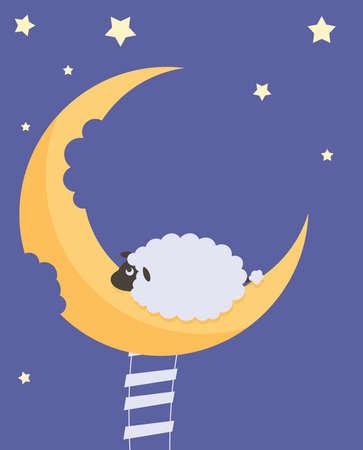 Sweet Dreams Stock Vector - 5972287