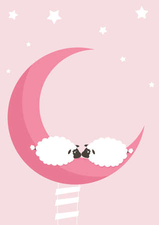 Sweet Dreams Stock Vector - 5972290