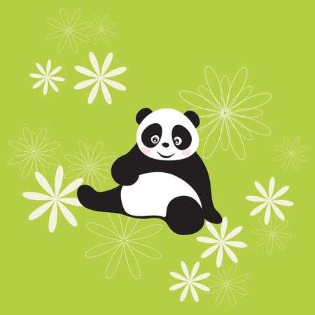 Panda Stock Vector - 5997891