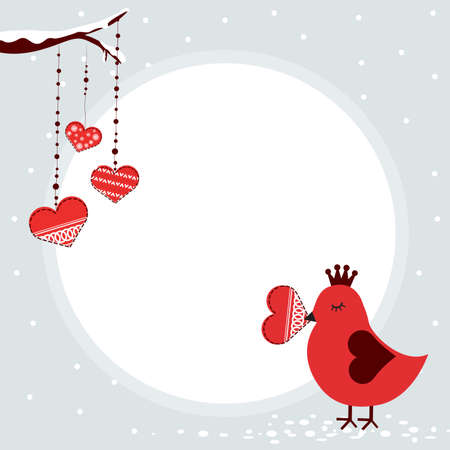 Bird Stock Vector - 9938733