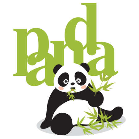 Panda Stock Vector - 6848673