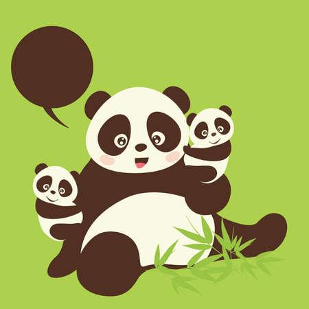 animal feed: Panda