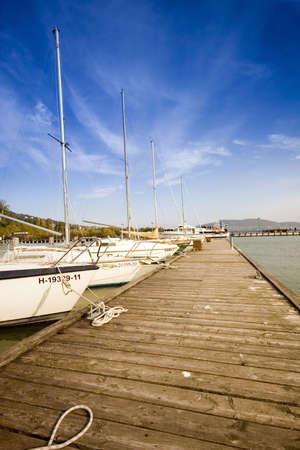 Yacht port Stock Photo - 2100770