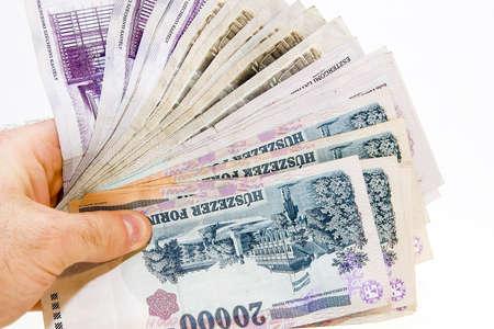 indigent: Money Stock Photo