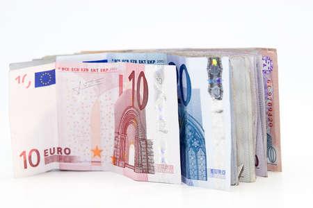 economise: Money Stock Photo