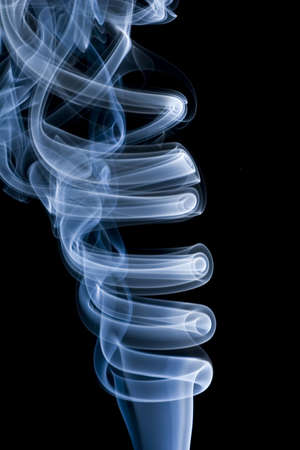 Colorful Smoke Stock Photo - 3015828