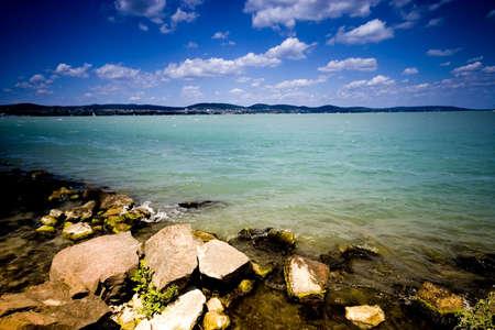 Balaton lake- Hungary photo
