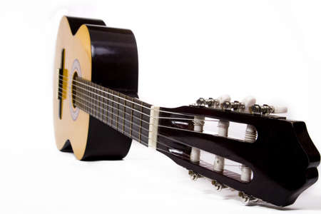 Acoustic guitar Stock Photo - 3468881