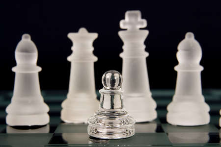 chess a strategy Stock Photo - 3745184
