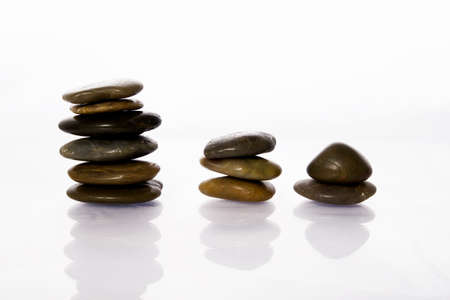 balancing stones photo