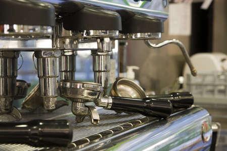 Espresso machine Stock Photo - 5029136