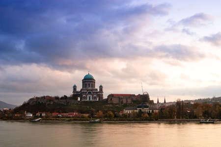Basilica in Esztergom (Hungary) Stock Photo - 5029714