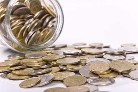 Saving money concept photo